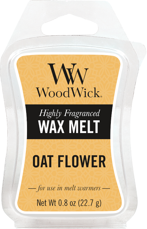 WoodWick Oat Flower Mini  Wax Melt