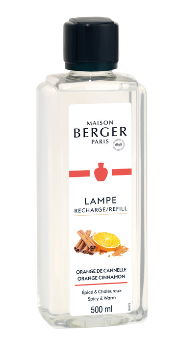 Maison Berger Paris Orange Cinnamon 500ml Perfume