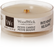 Woodwick White Honey Petite Candle