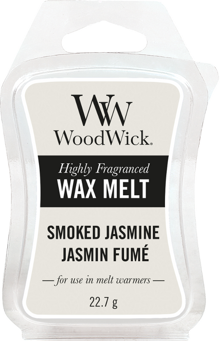 Woodwick Smoked Jasmine Mini Wax Melt