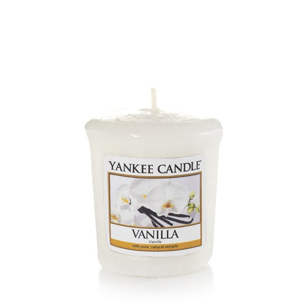 Yankee Candle Vanilla Votive Candle