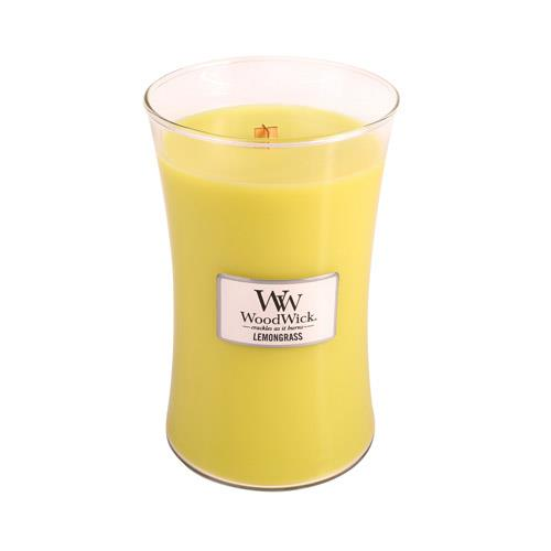 WoodWick Lemongrass Large Candle