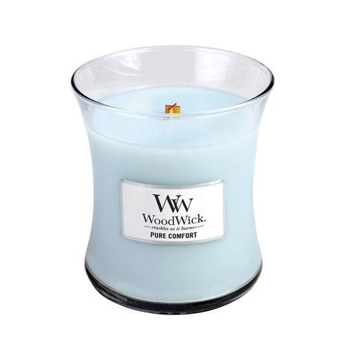 WoodWick Pure Comfort Medium Candle