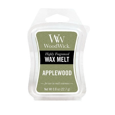 Applewood Mini Wax Melt WoodWick