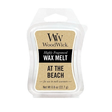 At The Beach Mini Wax Melt WoodWick