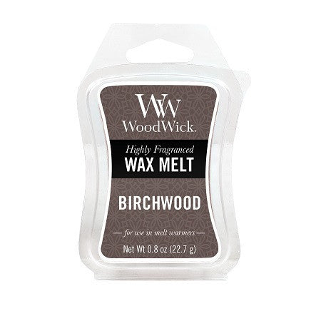Birchwood Mini Wax Melt WoodWick