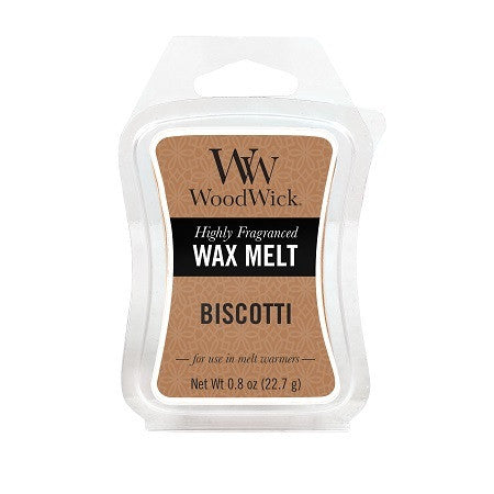 Biscotti Mini Wax Melt WoodWick