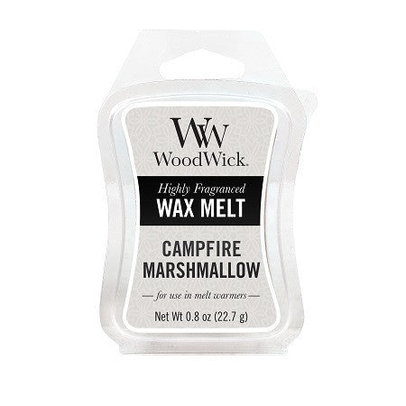 Campfire Marshmallow Mini Wax Melt WoodWick