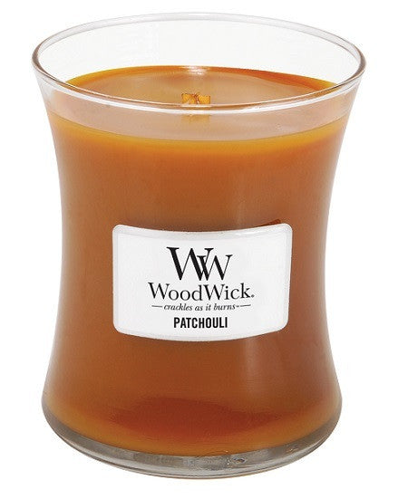 WoodWick Patchouli Medium Candle