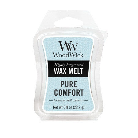 Pure Comfort Mini Wax Melt WoodWick