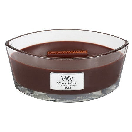 WoodWick Timber Ellipse Candle