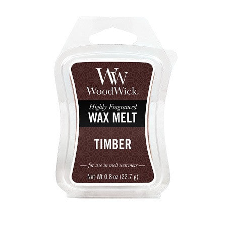 Timber Mini Wax Melt WoodWick