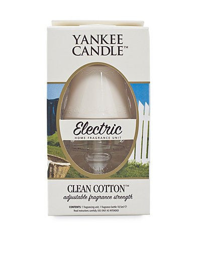 Yankee Candle Clean Cotton Electric Fragrancer