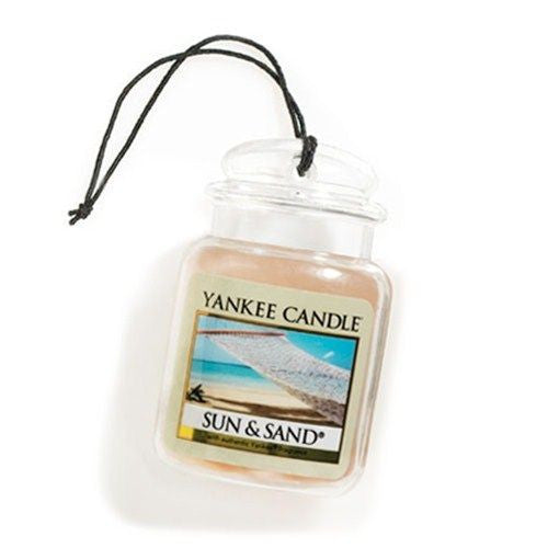 Yankee Candle Sun and Sand Car Jar Ultimate Luchtverfrisser