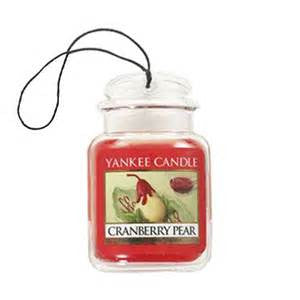 Yankee Candle Cranberry Pear Car Jar Ultimate Luchtverfrisser
