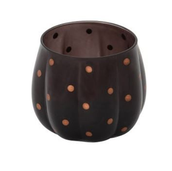 Yankee Candle Halloween Votive Holder - Dots