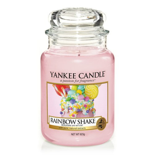 Yankee Candle Rainbow Shake Large Jar Limited Edition
