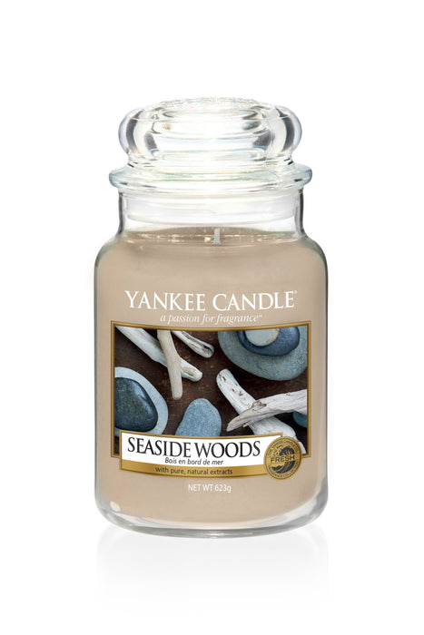 Yankee Candle Seaside Woods Large Jar
