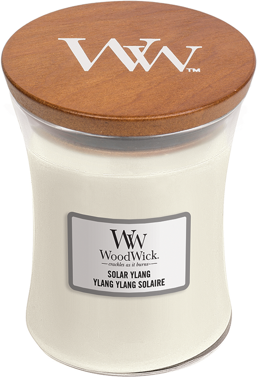 WoodWick Solar Ylang Medium Candle