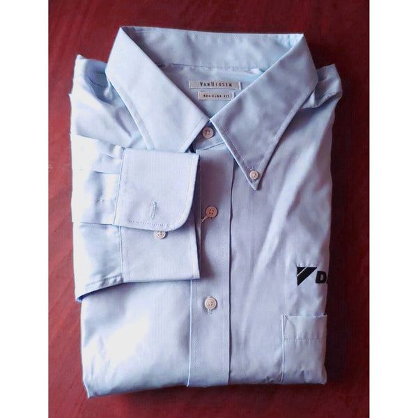 _13V0067 Mens Pinpoint Oxford Shirt*
