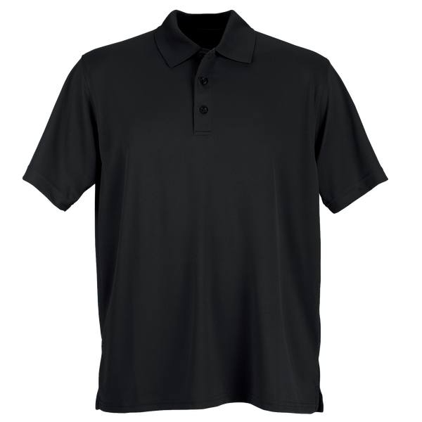 D1832M Mens Omega Solid Mesh Tech Polo