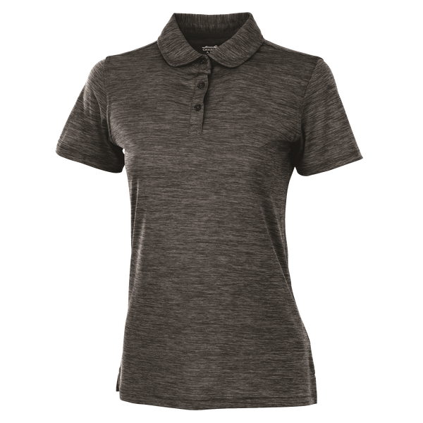 D1785W Ladies Space Dye Polo