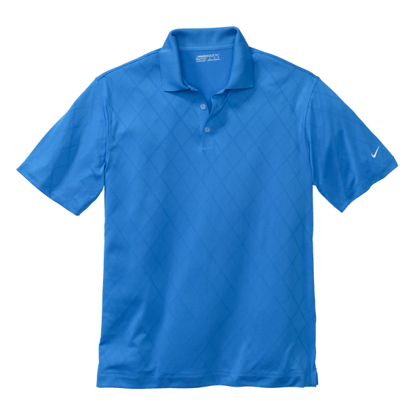 D1503M Mens Dri-FIT Cross-Over Texture Polo