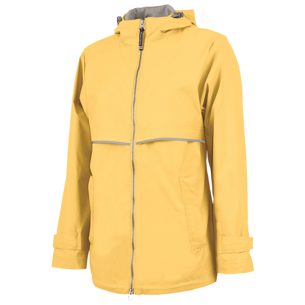 D1837W Ladies New Englander Rain Jacket
