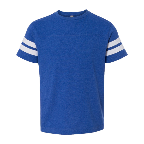 DY1850 Youth Fine Jersey Football T-Shirt