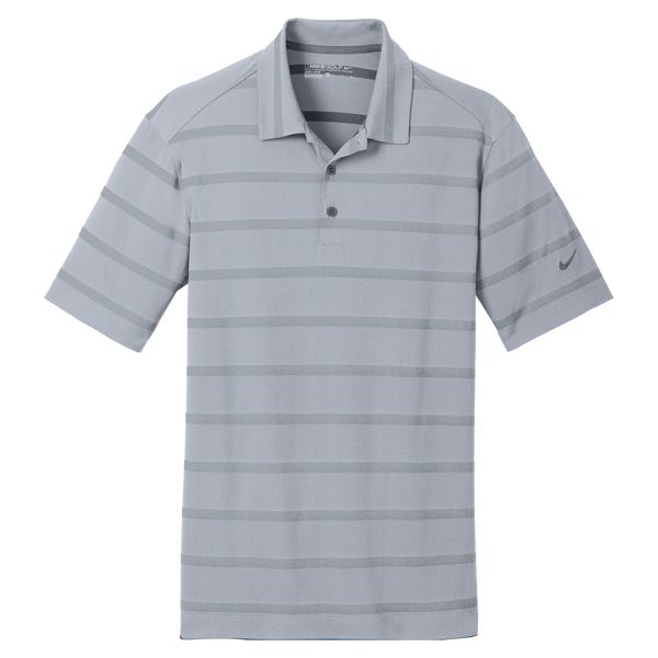 D1507M Mens Golf Dri-FIT Fade Stripe Polo