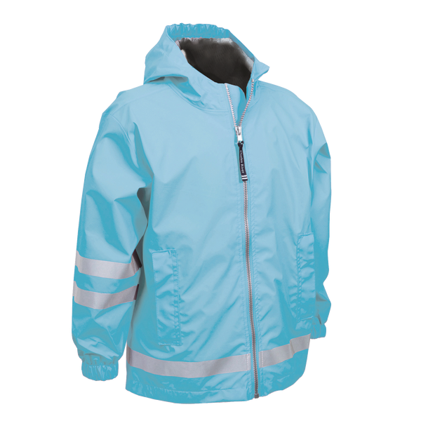 DY1837C Children's New Englander Rain Jacket