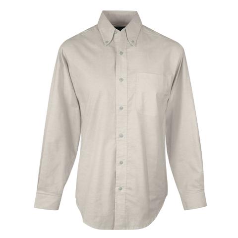 D1782MT  Mens Tall Techno Oxford Button Down Shirt