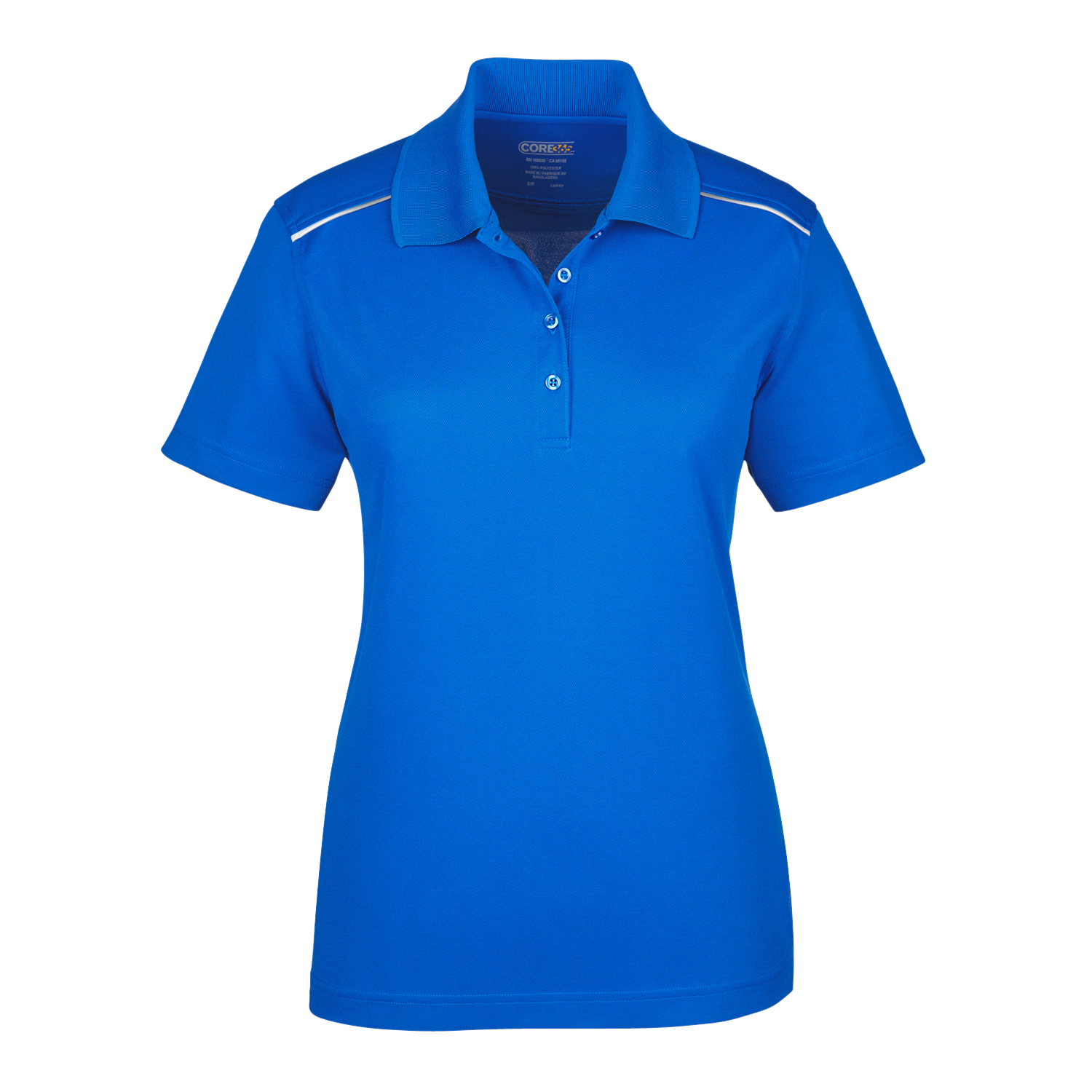 D1965W Ladies Radiant Performance Pique Polo