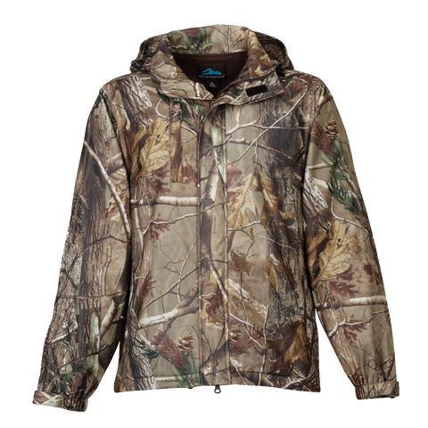 D1308 Mens Reticle Camouflage Outdoorsman Coat