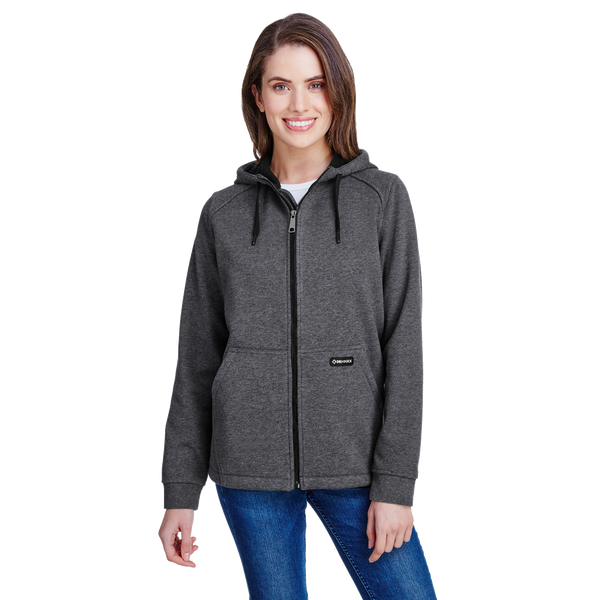 D2033W Ladies Parker Fleece