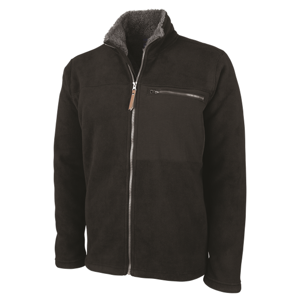 D2005M Mens Jamestown Fleece Jacket