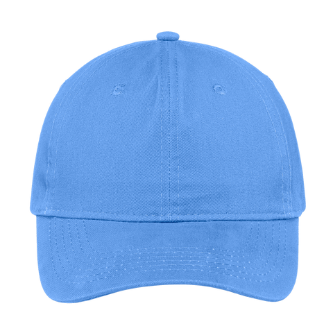D1343 Brushed Twill Cap