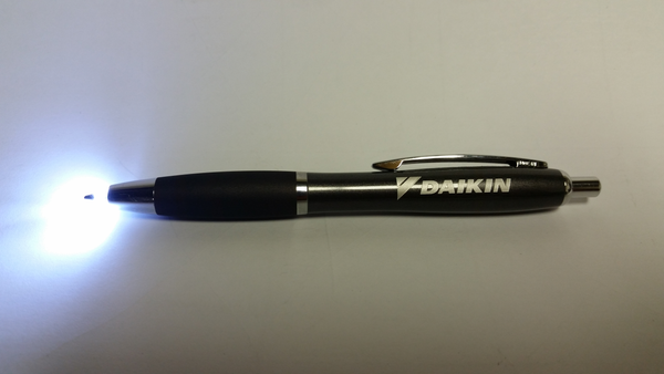 D1253 Santorini Torch Pen