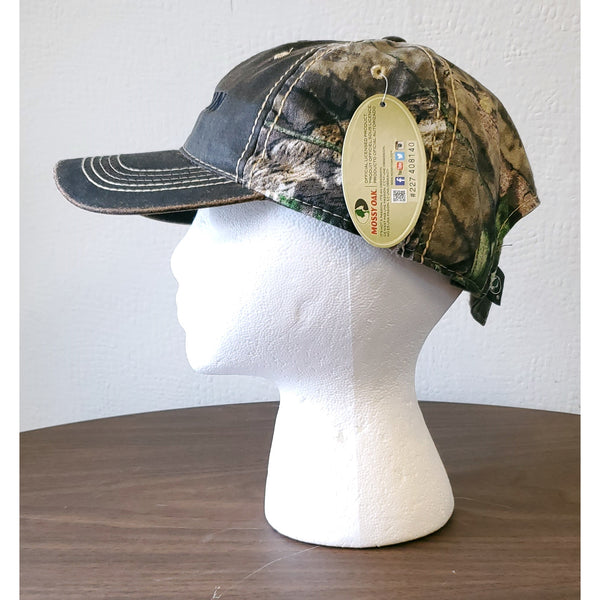 _D1432 Pigment-Dyed Camouflage Cap*