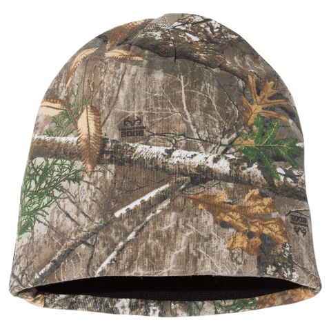 D1566 Outdoor Camouflage Knit Cap