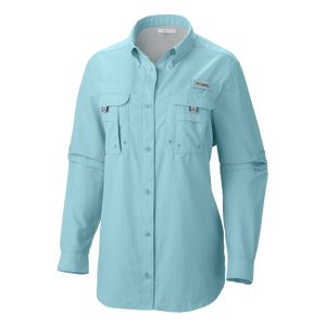 D1601W Ladies Bahama II Long Sleeve Shirt