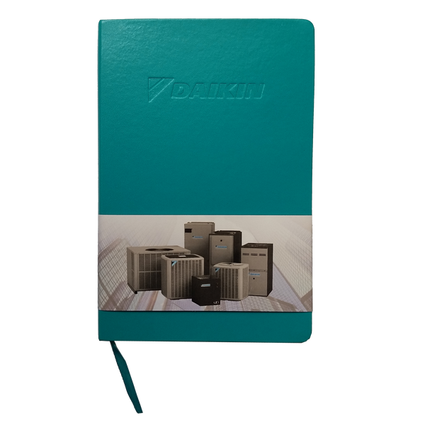 D1658 Ambassador Graphic Wrap Bound JournalBook