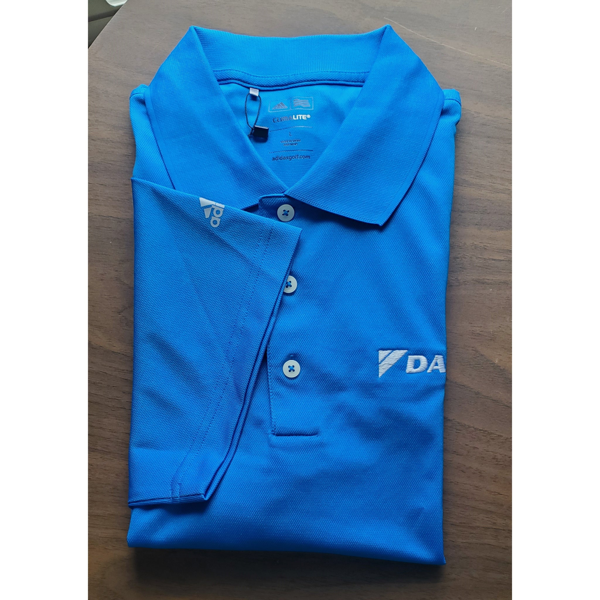 _D1753M  Mens Golf ClimaLite® Basic Performance Pique Polo*