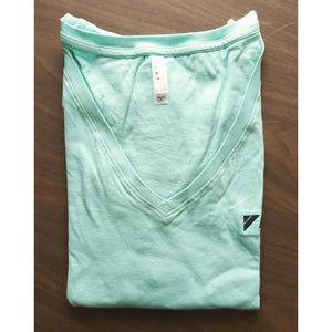 _D1756 Ladies Curvy Collection V-Neck Tee*