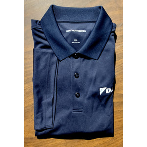 _D1862M Mens Dry Zone UV Micro-Mesh Polo*