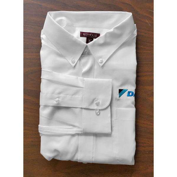 _D1929M Mens Pinpoint Oxford Non-Iron Shirt*