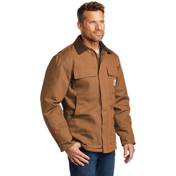 D1939 Mens Duck Traditional Coat