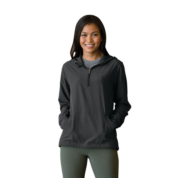 D1963W Ladies Pullover Stretch Anorak