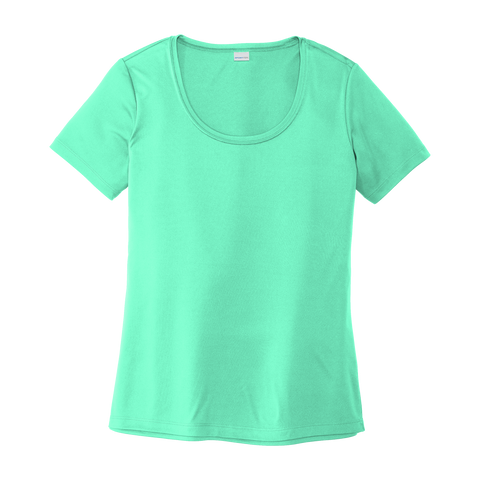 D1974W Ladies Short Sleeve Posi-UV Pro T-shirt