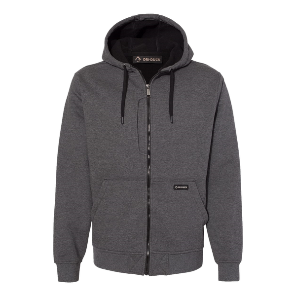 D2033M Mens Bateman Fleece Full-Zip